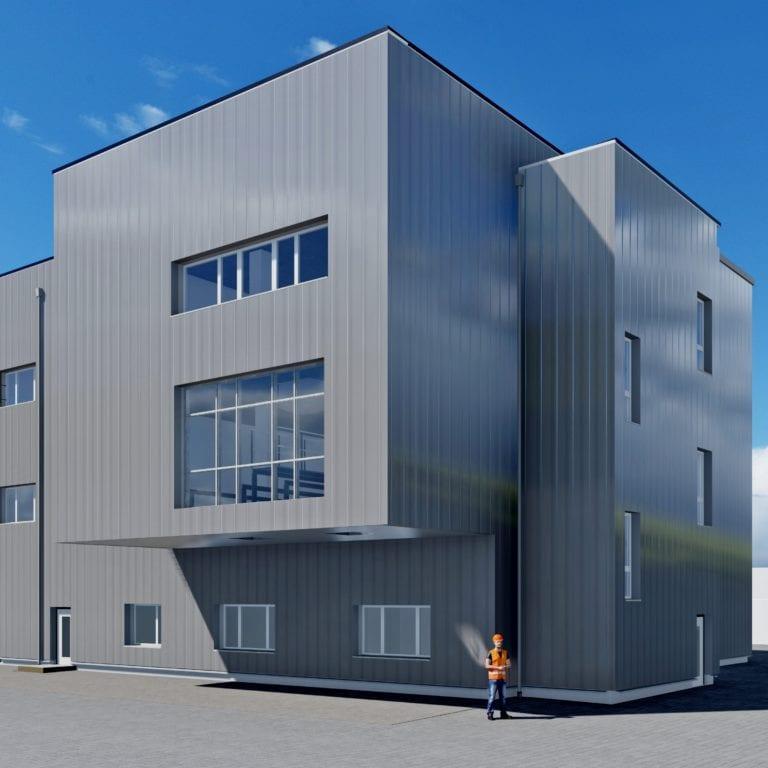 Auftrag Neubau Finzelberg